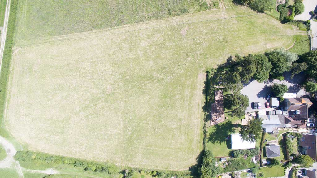 Aerial Land Photo